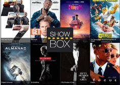 The Showbox movie application