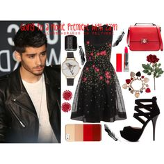 Going to a Movie Premiere With Zayn. This is my polyvore account...please go follow and like my creations? For any requests, please comment: for an imagine: comment any celebrity and what you want to be doing with them/where you want to go with them. For an outfit...just comment a theme or color scheme. <3