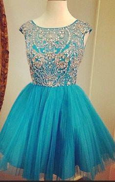 Cap Sleeve Prom Dress Short Prom Dress Pretty Prom Dress Junior Prom Dress Cute Prom Dress