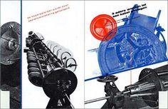 Piet Zwart - NKF (Netherlands Cable Factory) Catalogue, 1933