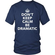Theater - Dont Keep Calm