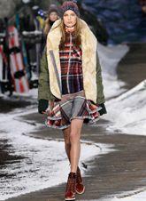 Mercedes-Benz Fashion Week : TOMMY HILFIGER