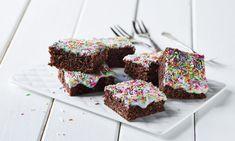 Chokoladekage - glutenfri og laktosefri opskrift | Dr. Oetker Lactose Free Desserts, Danish Dessert, Celiac, Afternoon Snacks, Yummy Food, Delicious Recipes, Tea Time, Halloween, Collection