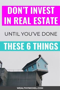 Is Investing in Real Estate Worth It? Lessons from an Actual Investor) Should you get into real estate investing? Here are the pros and cons of investment properties from someone who makes mo. Real Estate Investing Books, Investing Money, Saving Money, Stock Investing, Real Estate Rentals, Real Estate Tips, Real Estate Business, Real Estate Marketing, Business Help