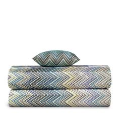 "Missoni Janet Pillow, 20"" x 20"""