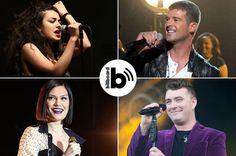 Pop Shop Podcast: Robin Thicke, Sam Smith, Charli XCX, Jessie J | Billboard