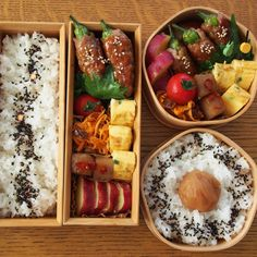 Bento, Japanese lunch box