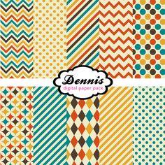 pattern - Dennis Graphic Design
