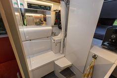 Кемпер Gehocab Kora на базе Volkswagen Amarok сделали из карбона Stacked Washer Dryer, Washer And Dryer, Volkswagen Amarok, Top Freezer Refrigerator, Laundry, Kitchen Appliances, 4x4, Laundry Room, Diy Kitchen Appliances