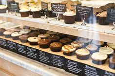Sunflower Baking Company - best cupcakes, bread, and coffee in town!