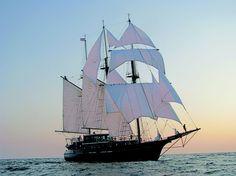 "tall ship ""peacemaker"""