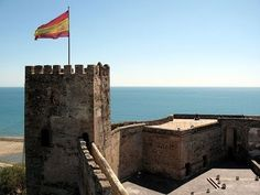 Places to see in ( Andalusia - Spain ) Castle of Sohail #instatraveling #travelingourplanet #travelingtheworld #lovetraveling #traveling #travel#worldtravel