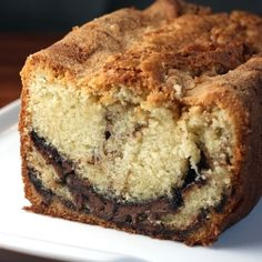 Nutella Pound Cake by foodgal