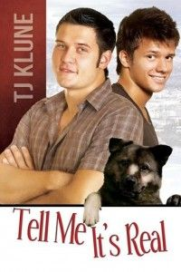 Tell Me It's Real | Gay Book Reviews – M/M Book Reviews