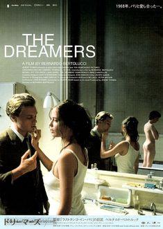 Michael Pitt, Louis Garrel, Dreamers Movie, The Dreamers, Get Movies, Movies To Watch, Eva Green, Movie Bedroom, Last Tango In Paris