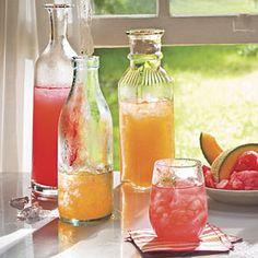 Watermelon Agua Frescas | MyRecipes.com