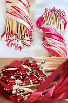 Glücksstäbe zur Hochzeit Anders als in Amerika sind Wedding Wands (oder auf de… Wedding Wands Unlike in America, Wedding Wands (or in German: Wedding Wands) are not as well known in Germany. Too bad, it's such a cute idea! Wedding Wands, Diy Wedding Flowers, Wedding Favors, Wedding Decorations, Wedding Programs, Wedding Tips, Wedding Planning, German Wedding, Henna Party