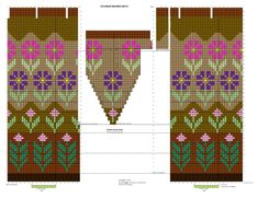 30 Beautiful Picture of Stranded Knitting Patterns Free . Stranded Knitting Patterns Free Ravelry Estonian Inspired Mitts Pattern Lace And Lupins Knitted Mittens Pattern, Knit Mittens, Knitting Socks, Knitting Charts, Knitting Patterns Free, Free Pattern, Fair Isle Pattern, Fingerless Mittens, Tapestry Crochet