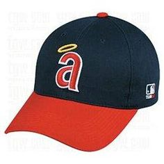 96f6f5bf3417a California Angels Baseball-MLB Cooperstown Throwback Baseball Men s Hat  Size 7 3 4 Hats