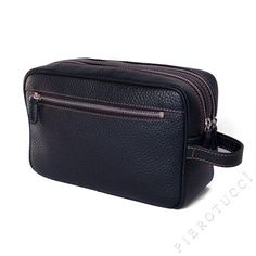 Whether it's a gift from the kids or a special treat to yourself for, this super sized leather travel bag makes perfect sense.  Click to see details - mention its for #FathersDay on the order and we will offer free shipping. http://www.pierotucci.com/accessories/business/Pierotucci_Leather_Toiletry_Bag_with_zip_closure_50.htm