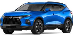 """You Can Buy A Rose Gold Chevy Blazer To Match Your Iphone Okay – technically it's called """"Oakwood Metallic,"""" but it's one of ten color options on the new crossover. The 2019 Chevrolet Blazer isn't on. Blazer Chevrolet, Chevrolet Corvette, Sporty Suv, Most Reliable Suv, Best Midsize Suv, Best Compact Suv, Suv Comparison, Audi Allroad, Ford Flex"""