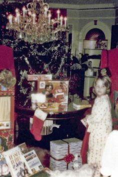 Lisa Marie...Christmas at Graceland.