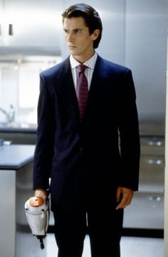 American Psycho - Christian Bale Image 8 sur 16