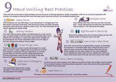 9 Handwriting Best Practices