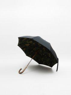 London Undercover Black Camo Umbrella