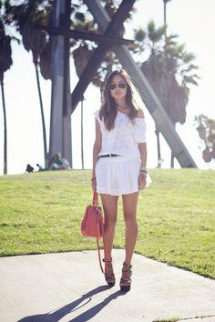 Song of Style: Venice Beachin'