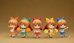 Nendoroid More: Dress-Up Cheerleaders - Nendoroid-Zubehör-Set von GoodSmileCompany