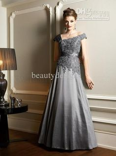 Wholesale Custom Made2011 Strapless New Sexy Sheath Floor Length Applique Mother of The Bride Dresses K3378, $112.0-119.84/Piece | DHgate