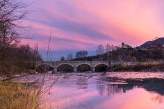 Toni caldi al tramonto (Fulvio Giorgi) ---------- 📸 Fulvio Giorgi #fotodelgiorno 1810 #myvalsusa