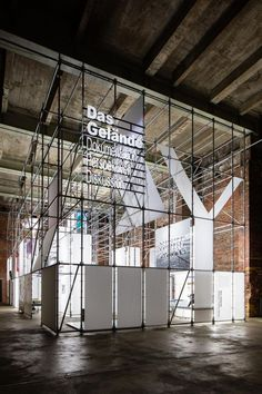 The Area | Holzer Kobler Architekturen: