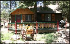 Pine Rose Cabins | The Arrowhead Pine Rose Cabins - Twin Peaks, CA - Kid friendly hote ...