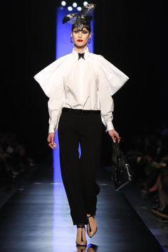 #JPG Jean Paul Gaultier Couture Spring Summer 2014, Paris