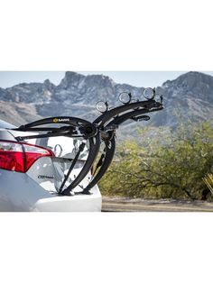 Vauxhall Insignia Estate 2 Double Rear Bicycle Bike Car Cycle Carrier Rack