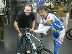2012 Bianchi Oltre van Kenny van Hummel op Italiaanse Racefietsen
