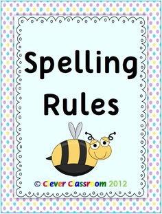 Spelling Rules Posters - 47 pages Abc Phonics, Phonics Rules, Spelling Rules, Spelling Test, Phonics Reading, Teacher Tools, Teacher Hacks, Teacher Resources, Word Work Games