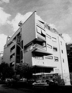 Luigi Moretti, casa Astrea in via Jenner, Roma