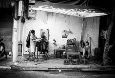 Steert life in Hanoi, Vietnam.  Behind the lens: Nathan O'Nions