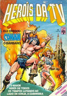 Cover for Heróis da TV (Editora Abril, 1979 series) #36