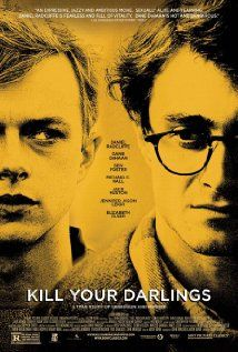 Harry Potter and Harry Osborne in one movie!! Seriously though, check out the trailer for Kill Your Darlings, it's going to be an intense movie.