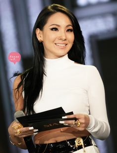 """Sexy and Charismatic leader """"CL"""" Lee Chaerin official thread ..."""
