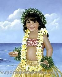 Mary Koski - Lil Hula -