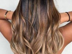 Are you going to balayage hair for the first time and know nothing about this technique? We've gathered everything you need to know about balayage, check! Blonde Ombre Hair, Brown Ombre Hair, Brown Hair Balayage, Brown Hair With Highlights, Ombre Hair Color, Light Brown Hair, Hair Color Balayage, Blonde Balayage, Dark Hair