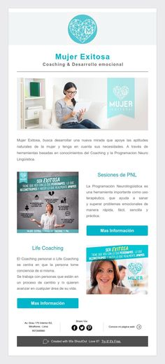 Mujer Exitosa Coaching & PNL