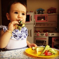baby led weaning - blog of recipes - my lovely little lunchbox