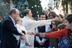 Royals & Fashion: First anniversary of Jacques Prince and Princess Gabriella