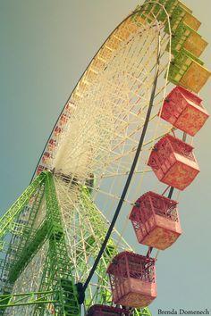 Beautiful Ferris Wheel